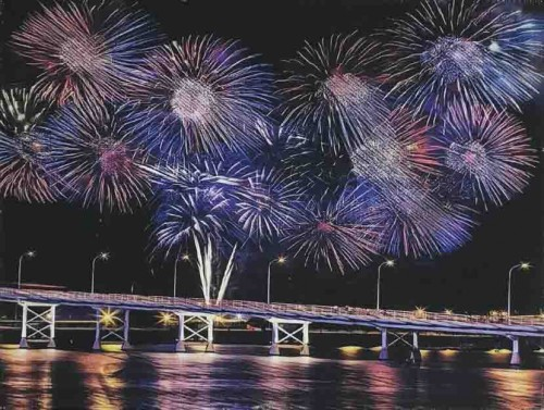 International Fireworks Display Contest