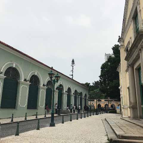 Santo Agostinho Square